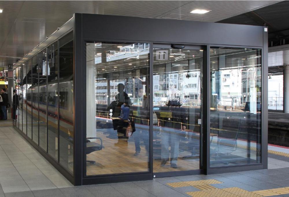 新大阪駅 待合室